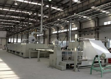China Gas Heated Stenter Finishing Machine Hot Air Setting 10-100m/Min High Production supplier