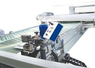 China Humanism Design Open Width Textile Compactor Machine For Knits Compacting supplier