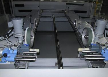 China Edge Uncurler Device For Stenter Finishing Machine Two / Three / Four - Finger Type supplier