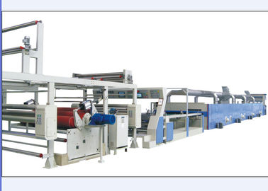 China Textile Finishing Machine Hot Air Stenter MachineLow Tension Working Width 3600mm supplier