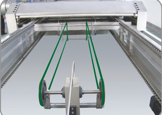 China Vertical Rail And Chain For Open Width Compacting Machine Simple Operation supplier