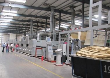 China Open Width Textile Finishing Machine With Vertical Pin - Chain / Monforts Type supplier