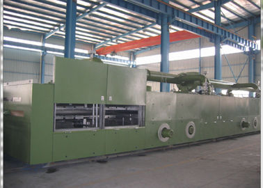 China HMI Fabric Stenter Machine Textile Finishing Machine Guide Roller Diameter 125mm supplier