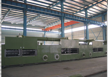 China Multi - Functional Stenter Finishing Machine For Woven Fabrics / Computer Controller supplier