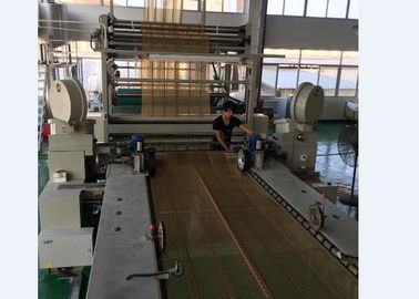 China Film Coating Textile Finishing Machine Blade Type For Fabric Laminating supplier