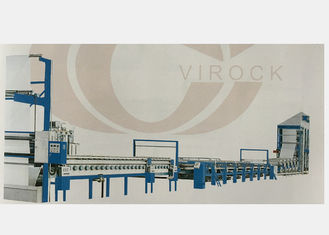 China ISO9001 Chainless Mercerizing Machine Washing Range SS 316 Rollers 380 Voltage supplier