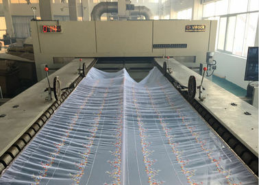 China Low Tension Stenter Textile Machine Open - Width Entry Energy Conservation supplier