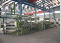 China Multi Functional Heat Set Stenter Finishing Machine For Heat Recovery System factory