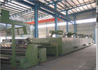 China Slant / Horizontal Type Textile Finishing Machine , Textile Stenter Machine  factory