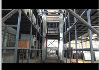 China Half Automatic Space Saving Metal Storage Equipment For Heavy / Big - Size Cargo factory