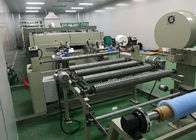 China High - Tech Heat Setting Stenter , Fabric Stenter Machine Electric Heated factory