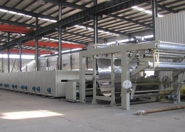 Advanced Woven Fabric Finishing Machine ,  Stenter Textile Machine 15KW Padder Motor