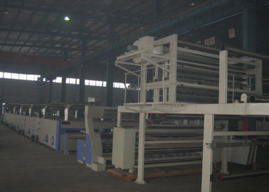 China Energy Saving Textile Stenter Machine For Stretching Or Stentering Thin Fabrics distributor