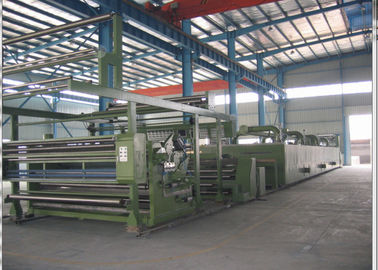 China Multi - Functional Heat Set Textile Finishing Machine Guide Roller Diameter 125mm factory