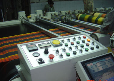 China Individual Driving Rotary Screen Printing Machine Gas / Oil / Steam Heating factory