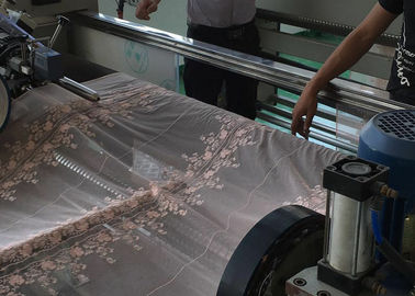 China Open Width Fabric Stenter Machine Full Converter Controlled With Strong Rail distributor